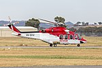 Lloyd Off-Shore Helicopters (VH-SYV) AgustaWestland AW139 taxiing at Wagga Wagga Airport.jpg