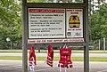 Loaner Lifejacket Station - Roland Cooper State Park, Alabama (27784389022).jpg