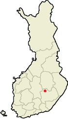 Location of Pieksamaki in Finland.png