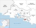 Locator map of Kanton Marseille-8.png