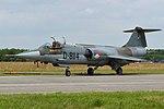 Lockheed F-104G Starfighter D-8114 (9179542542).jpg