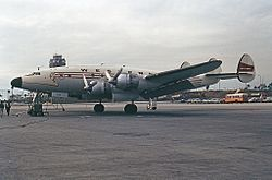Lockheed L-749A Constellation, Western Airlines JP6994448.jpg