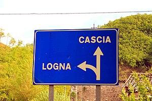 Logna - Image: Logna Cascia