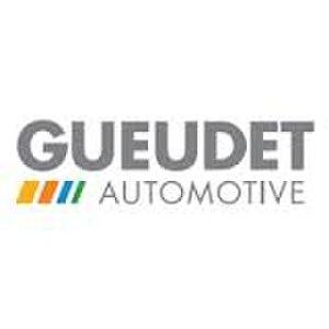 Gueudet - Image: Logo Gueudet 2017