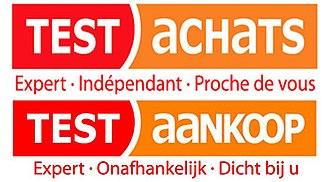 Test-Achats - Logo of Test-Achats / Test-Aankoop.