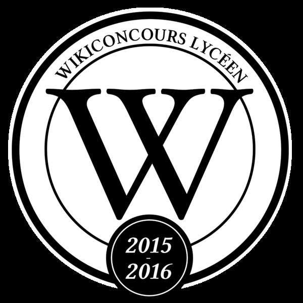 Logo du Wikiconcours réalisé par Jean-Philippe WMFr en CC-by-sa