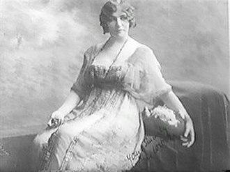 Lois Weber - Lois Weber in Hypocrites (1915)