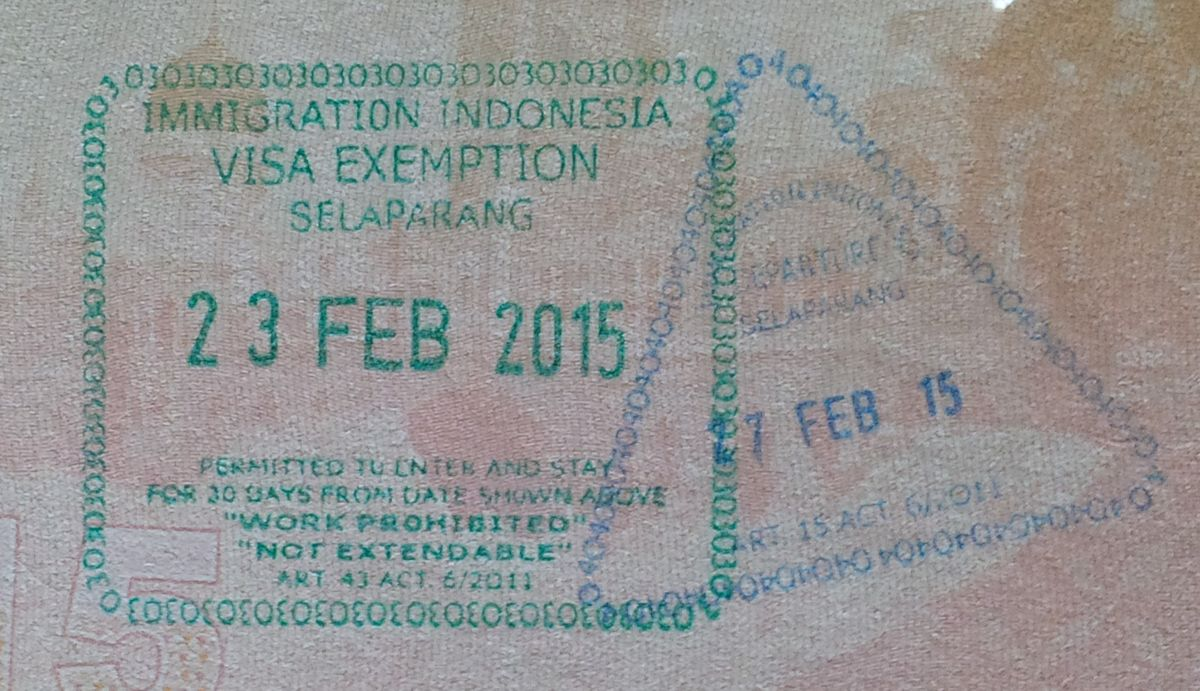 Visa policy of Indonesia  Wikipedia