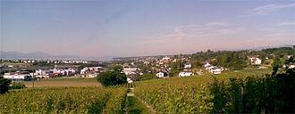 Lonay - Lonay village