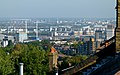London, view from Shooters Hill, Woolwich & City Airport06.jpg