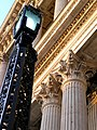 London - St Paul's Cathedral - Front Porch.jpg
