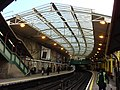 London Underground platforms, Farringdon station - geograph.org.uk - 691140.jpg