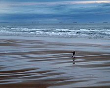 Lone jogger - geograph.org.uk - 881451.jpg