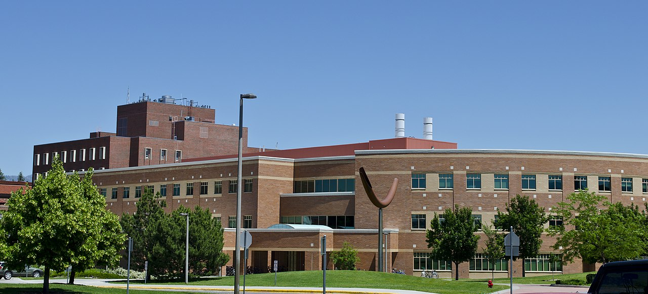 Physics Building Montana State University