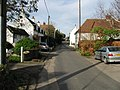 Looking NW along The Street, Finglesham - geograph.org.uk - 680212.jpg