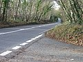 Looking W along the A257 from junction with Swanton Lane - geograph.org.uk - 629307.jpg