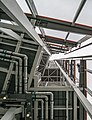 Looking up at The View From The Shard, Level 72.jpg