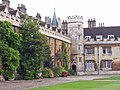Lord Byron's Tower, Cambridge England - panoramio.jpg