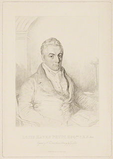 Louis Hayes Petit English barrister and politician