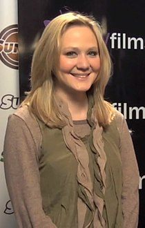 Louisa Krause at Sundance 2011.jpg