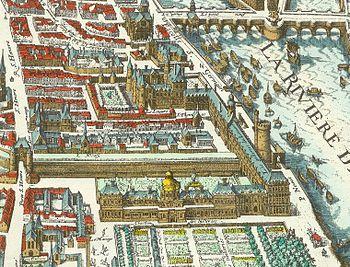 Palacio del louvre wikipedia la enciclopedia libre for Piscine ile napoleon