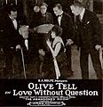 Love Without Question (1920) - Ad 1.jpg