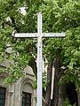 Lublin Kreuz vor Johanneskathedrale.JPG