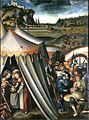 Lucas Cranach d.Ä. - Judith im Zelt des Holofernes (1531, Schloss Friedenstein).jpg