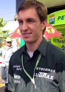 Luciano Burti racecar driver