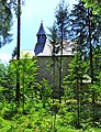 Ludmannsdorf Grosskleinberg Filialkirche Sankt Helena Nordansicht 16062011 112.jpg