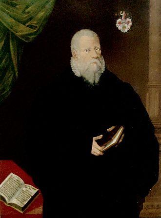 Ludwig Helmbold - Image: Ludwig Helmbold, Bildnis in Divi Blasii MHL 2