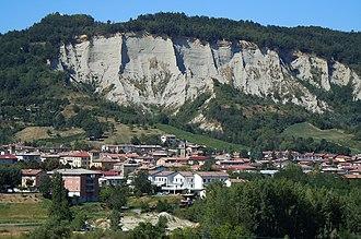 Lugagnano Val d'Arda - Image: Lugagnano Val D'Arda Panorama