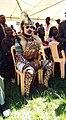 Luhya Traditional Circumcisor attending a festival.jpg