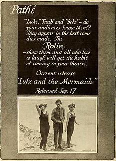 <i>Luke and the Mermaids</i> 1916 film