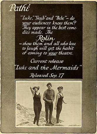 Luke and the Mermaids - Image: Luke and the Mermaids