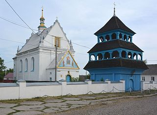 Lukiv Urban locality in Volyn Oblast, Ukraine