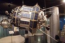 Luna-3 (Memorial Museum of Astronautics).JPG