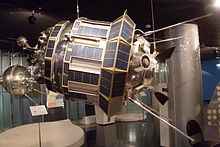 Luna-3 (Memorial Museum of Astronautics).JPG