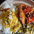 Lunch with Rice Dal and Fish.jpg