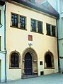 Lutherstadt Eisleben, the house, where Luther died.jpg