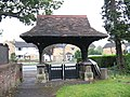 Lych gate to Horley churchyard - geograph.org.uk - 534459.jpg