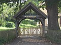 Lych gate to the Old Meeting House - geograph.org.uk - 1450314.jpg
