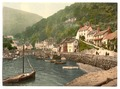 Lynmouth Harbor, Lynton and Lynmouth, England-LCCN2002697004.tif