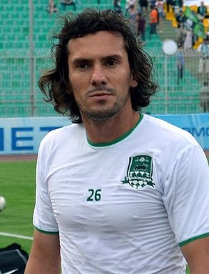 Márcio Abreu - Abreu with Krasnodar in 2011