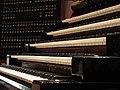 Mátyás-templom orgonájának játszóasztala.jpg