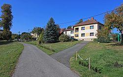 Mírová pod Kozákovem, Kvítkovice, house No 37.jpg