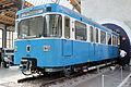 Münchner U-Bahn, MVG-Baureihe A - (DE) Deutsches Verkehrsmuseum München - 26.04.2014 (14162399666).jpg