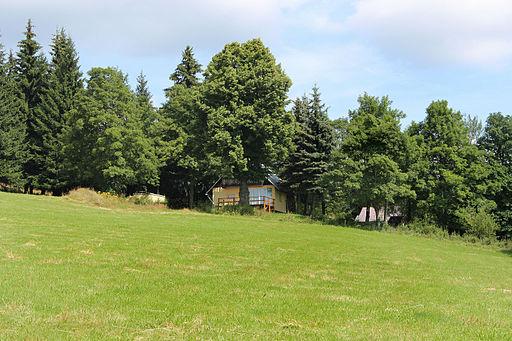 Měděnec, Dolní Halže, south view