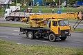 MAZ truck in Minsk (May 2021) 07.jpg