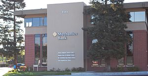 Mechanics Bank - Mechanics Bank HQ, Walnut Creek